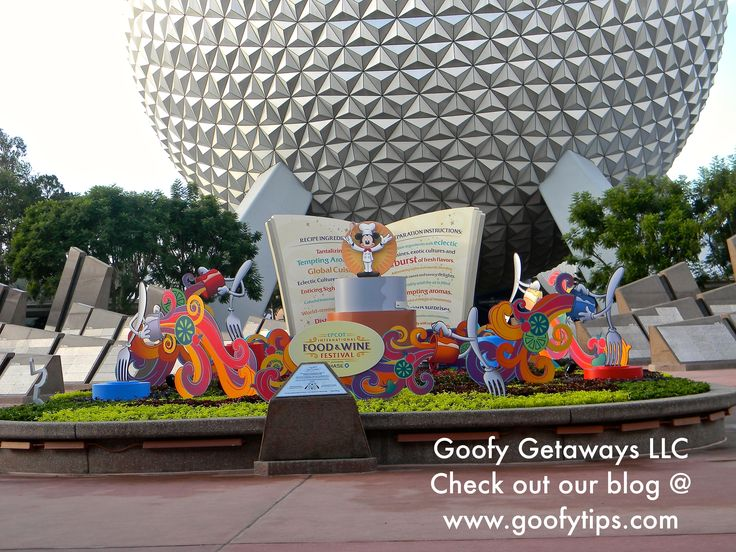 Today was the Last Day for Epcot's 18th annual Food and Wine Festival! Were you able to attend this fantastic event???  #Disney #wdw #foodandwinefest  #waltdisneyworld #epcot