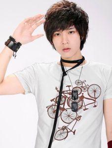 Gaya rambut korea ganteng