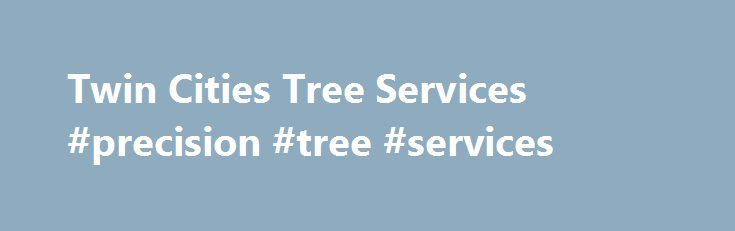 Twin Cities Tree Services #precision #tree #services http://netherlands.nef2.com/twin-cities-tree-services-precision-tree-services/  # The #1 Tree Service Company We've spent 33 years perfecting our tree care services At Precision Landscape Tree, Inc. we treat every yard and property like it's our own. Our goal is to provide the best possible solution for both the trees in question and the people who own them. Excellent tree care and customer service are our top two priorities. Our…