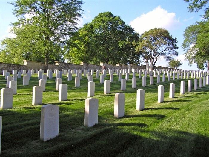 Jefferson City National Cemetery - Jefferson City, Missouri