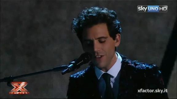 X Factor - Il medley di Mika con i concorrenti di #XF8