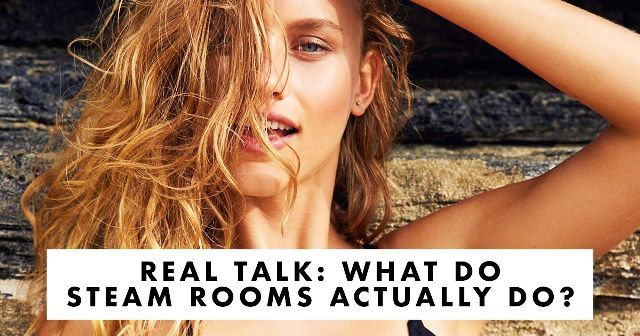 Do you really know all the benefits of a steam room? Read on for the expert verdict, from easing sore muscles to clear skin and unblocked sinuses.