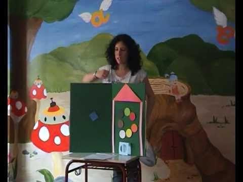 """Adaptación del cuento """"Por cuatro esquinitas de nada"""" de Jérôme Ruillier, editado por Juventud, a cargo de Gemma Arellano, maestra especialista en Audición y..."""