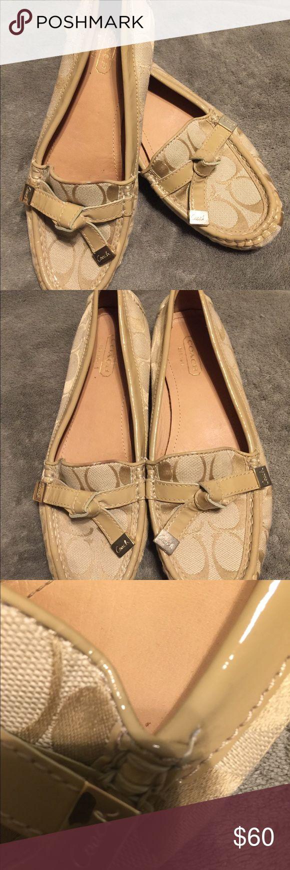 Coach flats shoes size 6 Coach shoes. Flats. Size 6 Coach Shoes Flats & Loafers