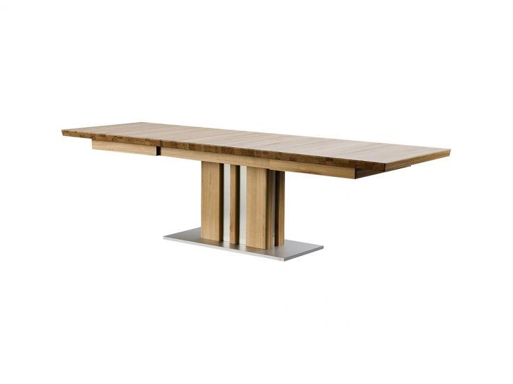 Bildresultat för matbord iläggsskiva ek