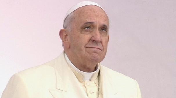 """Ferenc pápa: """"Európa eszméi elvesztették vonzerejüket"""" - http://hjb.hu/ferenc-papa-europa-eszmei-elvesztettek-vonzerejuket.html/"""