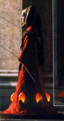 Queen Amidala (Episode I: The Phantom Menace, Red Invasion Gown)