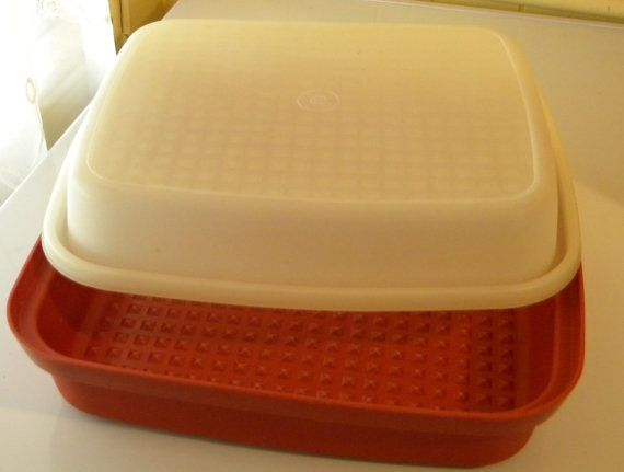 Vintage Tupperware Marinator  Great for Marinating by RitasGarden, $8.95
