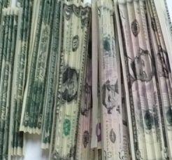 Let's create: Dollar Bill Rose Tutorial