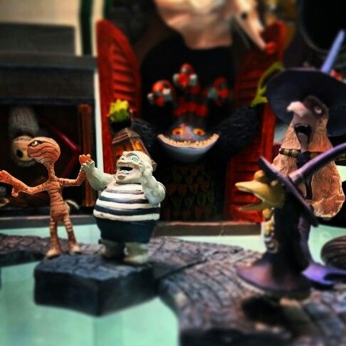 짧은 2월... 크리스마스의 악몽... #토이키노 #toykino #크리스마스의악몽 #팀버튼 #timburton #animation #애니메이션 #figure #피규어 #토이 #toy #toymuseum #장난감박물관 #키덜트 #kidult #actionfigure #액션피규어