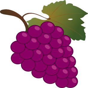 Grape Clip Art