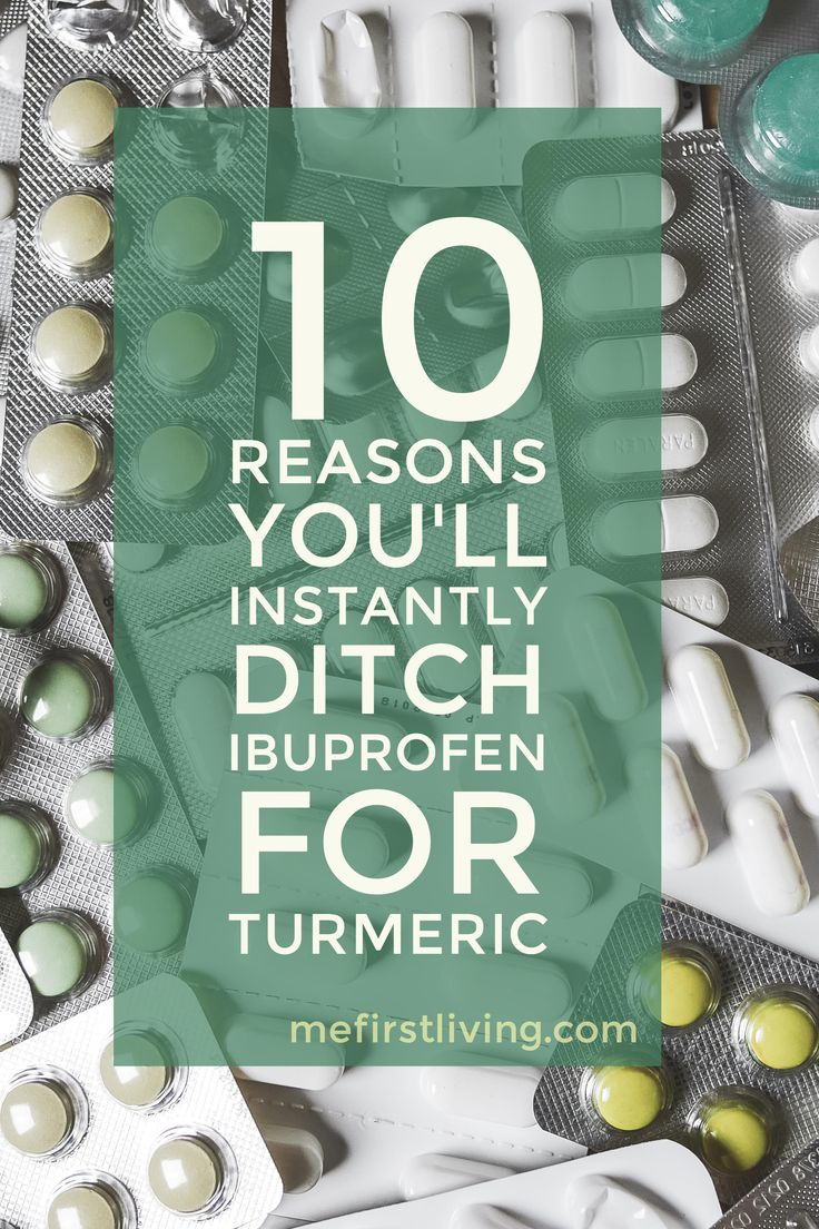 If you're still taking Ibuprofen, this is an article you should read! Share with loved ones too! http://mefirstliving.com/blogs/turmeric-benefits-and-health-news/10-reasons-youll-instantly-ditch-ibuprofen-for-turmeric