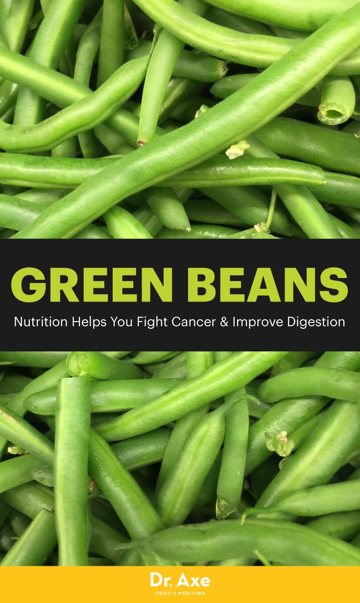 From helping prevent many types of disease to supporting the health of your digestive system, green beans nutrition is a dynamic fighter to add to your healing diet because green beans are some of the best high-antioxidant foods on the planet.