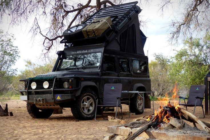 Make your 110 even more useful with a Land Rover Defender Rooftop Sleeper Conversion. This smart add-on adds less than a foot to the height of your truck, yet provides ample sleeping room for two. Importantly for those who adventure...