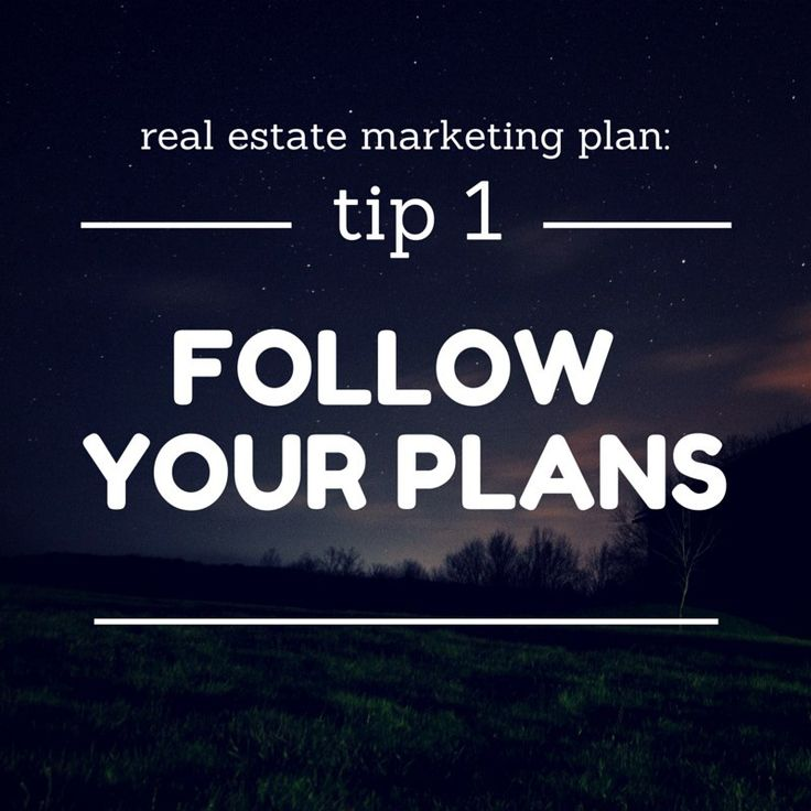 Real Estate Marketing Plans Made Simple (...with a template)