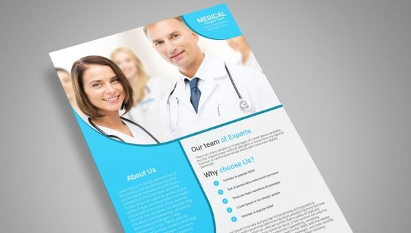 Health Care Flyer Templates Free