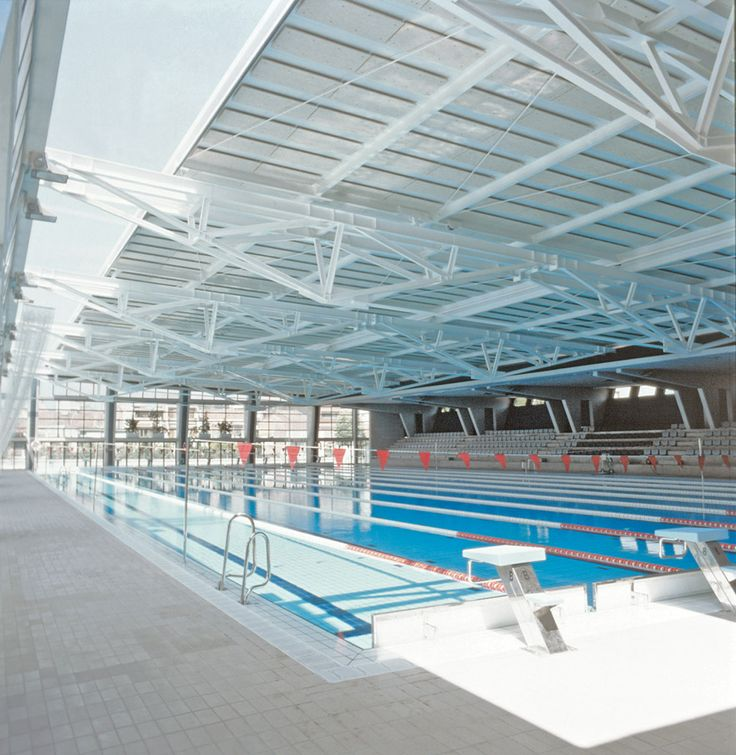 17 best images about pfc centro deportivo on pinterest for Piscina municipal ripollet