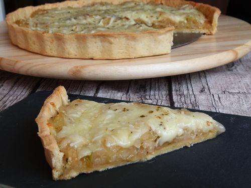 Tarta de Cebolla y Queso | Recetas de Cocina Argentina Fáciles y Para Todos los Gustos.