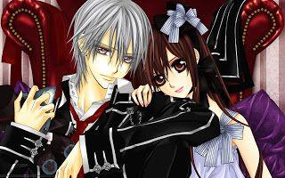Gökyüzü'nün Elleri : Anime // Vampire Knight