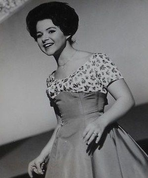 Brenda Lee I got her name mixed up wrongly with some song lyrics there for a while long ago. Mogo's brain not work so good sometime.