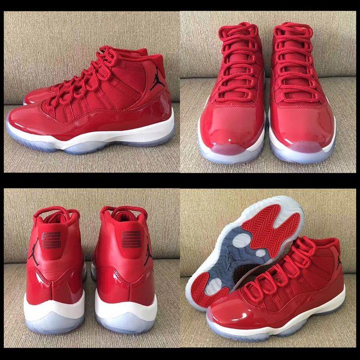 """Air Jordan 11 ""Chicago"" LOVE EM!!!"