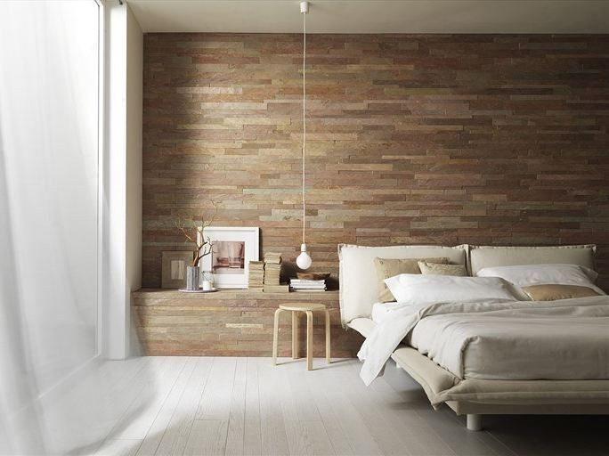 Slate wall tiles MURALES | Natural stone wall tiles Murales Collection by ARTESIA® / International Slate Company
