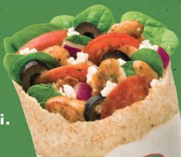 Pepperoni Is Pita Pits New Topping!!! Check out our Chicken Pita-Roni!!!
