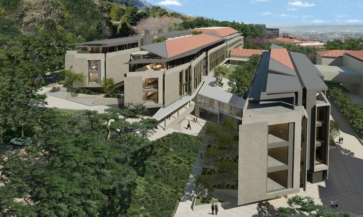 Impressive - NEW ENGINEERING BUILDING - UCT