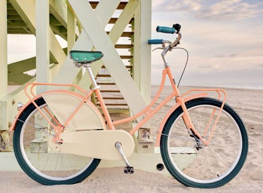 the prettiest bicycle ever