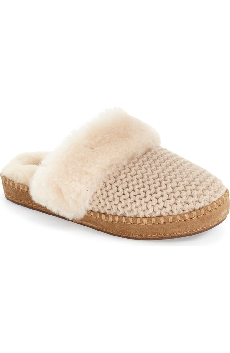 Already looking forward to lazy weekends and cozy nights with these comfortable UGG slippers from the Nordstrom Anniversary Sale.