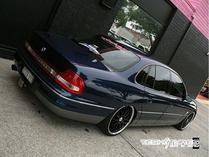 Holden Statesman Vs 2003