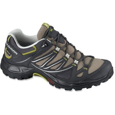 Salomon Ellipse GTX Hiking Shoes - Womens Just bought these for Colorado. So comfy and light!,