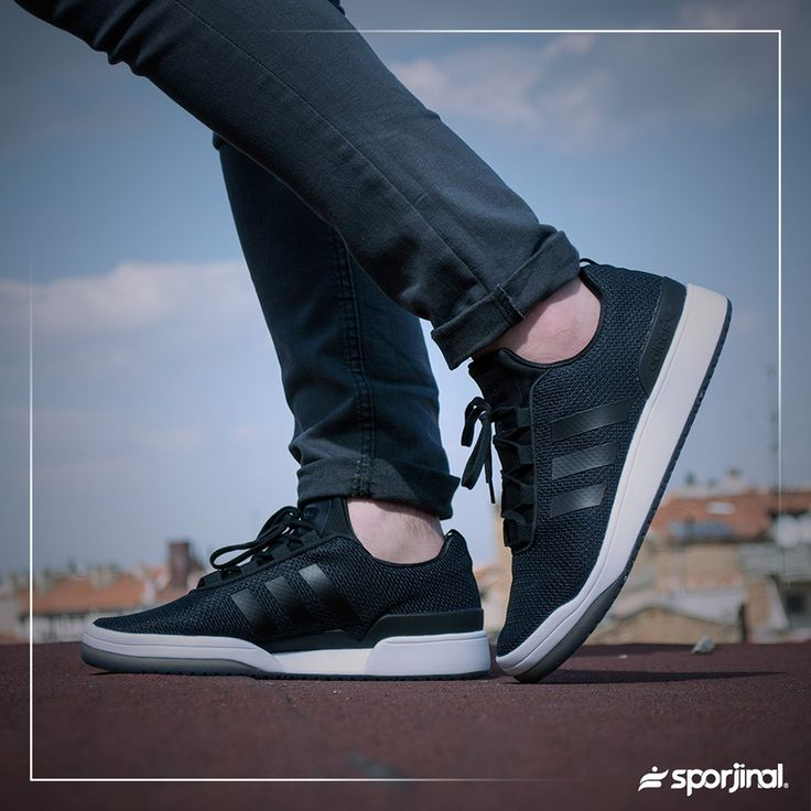 adidas Veritas LO Erkek Siyah Spor Ayakkabı (S75654)
