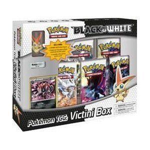 Pokemon Card Game Black White Special Edition Victini Box 5 Booster Packs, A Foil Promo Card Victini Mini PVC Figure! Pokémon,http://www.amazon.com/dp/B004XNNNI6/ref=cm_sw_r_pi_dp_FTPJsb06FE2Q8ZWT