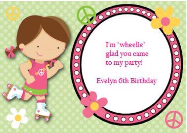 Th Birthday Roller Skate Cake Mrs Fields
