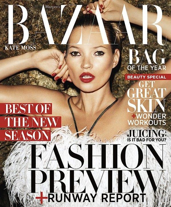 Kate on Bazaar: Alexander Mcqueen, Fashion Models, Harpers Bazaars, Fashion Magazines, Magazines Covers, Kate Moss, Terry Richardson, Fashion Shoots, June July 2012