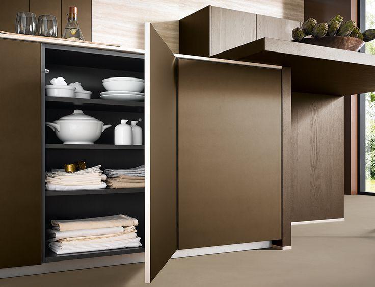New NX Bronze kitchen modernkitchen interiordesign handleless kitchenisland whitekitchen