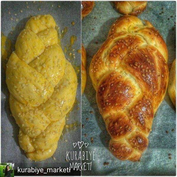 Paskalya Çöreği – Nurselin Mutfağı
