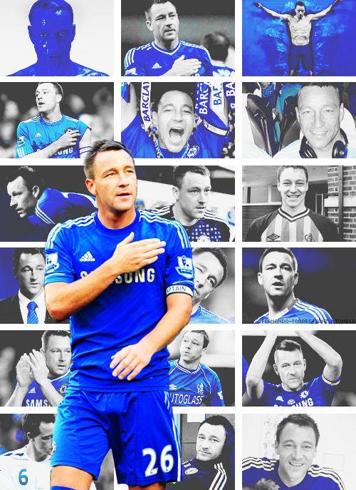 John Terry of Chelsea FC.