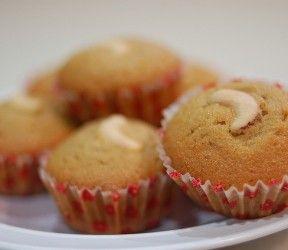 Cashew Banaan Muffins
