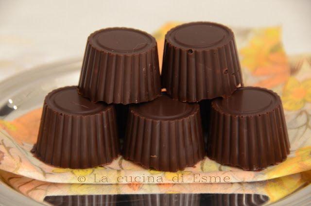 La cucina di Esme: Cioccolatini ripieni di crema ganache