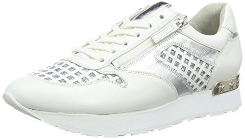 Högl 1- 10 1320, Damen Sneakers, Weiß (0200), 34.5 EU (2.5 Damen UK) - http://on-line-kaufen.de/h-gl/34-5-eu-hoegl-1-10-1320-damen-sneakers