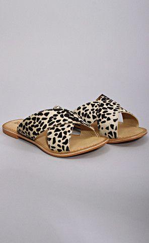dear sandal - cheetah--Get 15% off +Free Shipping on ShopRiffraff.com when you use code 'RiffraffRepLauren' at checkout!