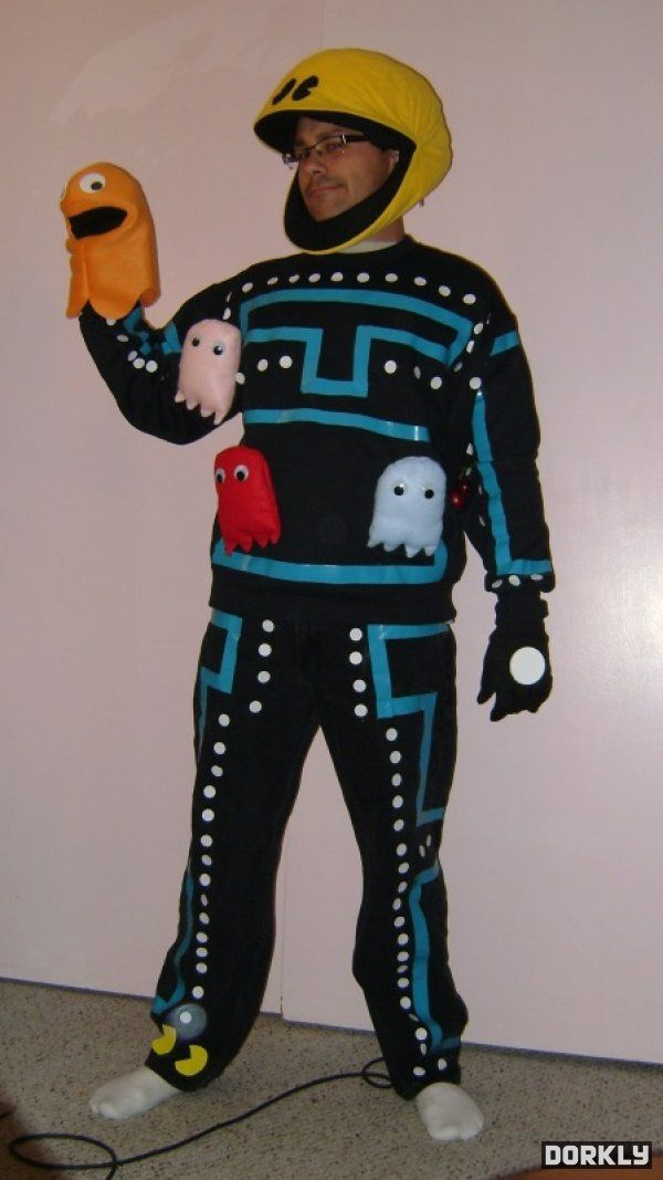 Pacman Costume - Dorkly Post