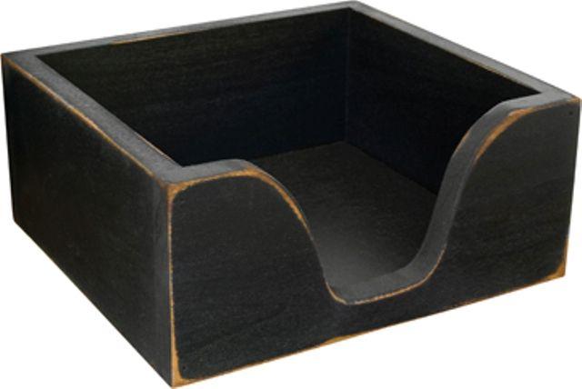 Wood Napkin Holder-Country Rustic Primitive Furniture