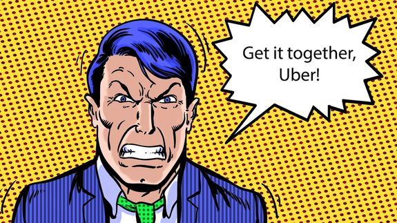 "Pissed off investors have had it up to here with Uber Read more Technology News Here --> http://digitaltechnologynews.com  Two of Uber's earliest investors have joined the hate-on-Uber parade.   In a stern open letter published on Medium Mitch and Freeda Kapor who invested in Uber in 2010 criticized the company for a history of ""toxic patterns"" and hiring a ""team of insiders to investigate its destructive culture and make recommendations for change.""  SEE ALSO: Users get message about Susan…"