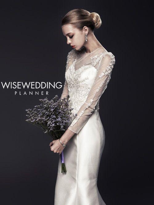 [Wise Wedding Note] 레이스 웨딩드레스