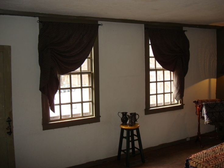Window Treatment Ideas For Arched Windows: Small Brown Window Treatment  Patterns ~ Interior Inspiration