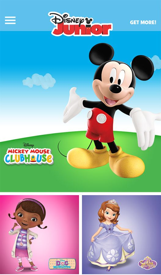 Disney Junior Watch & Play! Android Apps on Google
