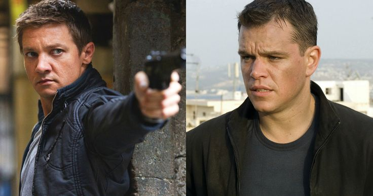 'Bourne 5' Won't Bring Damon and Renner Together -- Producer Frank Marshall reveals there are no plans to introduce Matt Damon's Jason Bourne to Jeremy Renner's Aaron Cross in 'Bourne 5'. -- http://www.movieweb.com/bourne-5-matt-damon-jeremy-renner